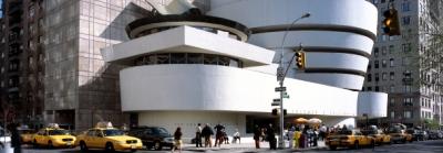 Vstúpte s nami do Guggenheimovho múzea
