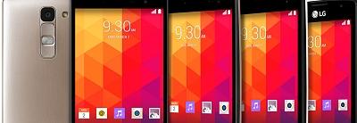 LG predstavila rad dizajnových telefónov strednej triedy
