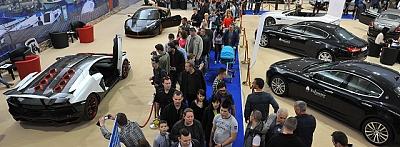 Najkomplexnejšia prehliadka automobilov v stredoeurópskom regióne
