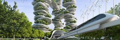"""Predstavujeme """"2050 PARIS SMART CITY"""". Projekt, ktorý zmení pohľad na mesto"""