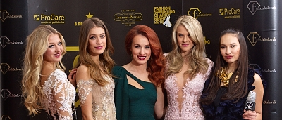 Tretí benefičný galavečer Fashion Sparkling Charity Night 2015