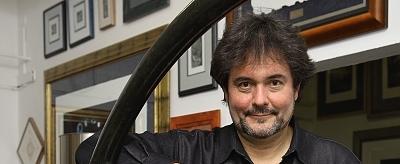 Frank Jalšovský otvoril novú cestu vo výtvarnom umení