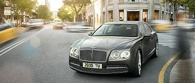 Exkluzívny model automobilky Bentley EXP 10 Speed