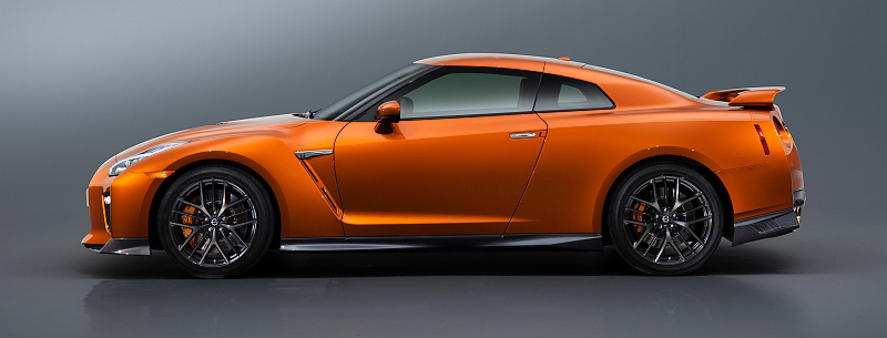 Nissan GT-R s osvieženým zovňajškom a silnejším výkonom.
