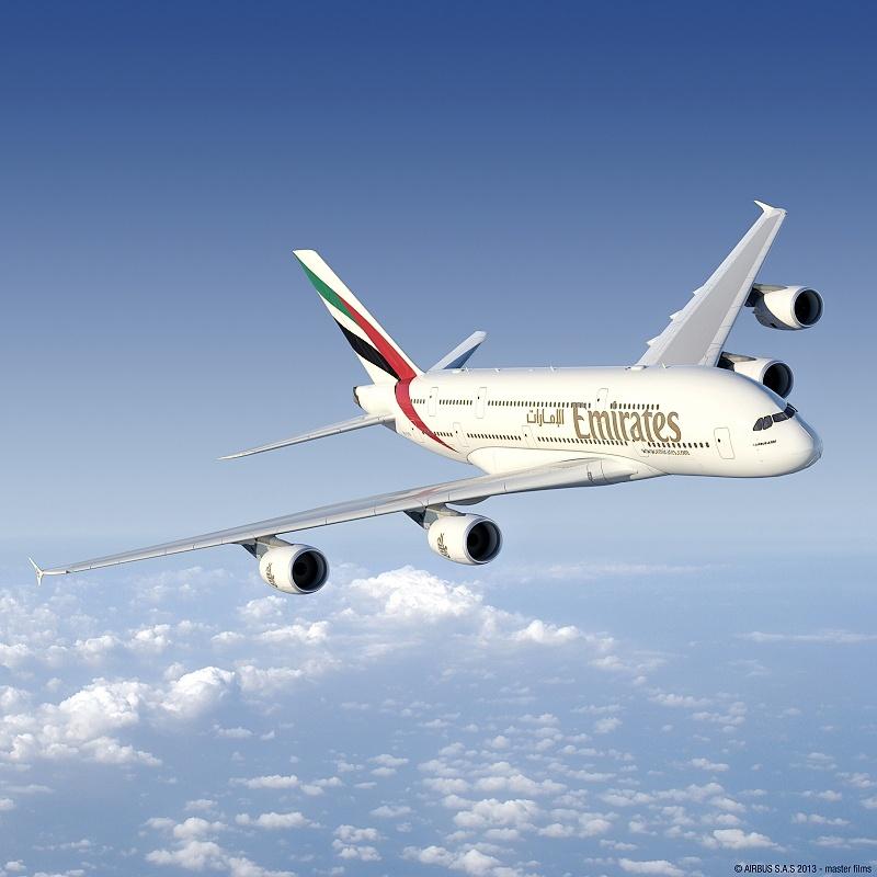 Emirates – pohoda a luxus na krídlach