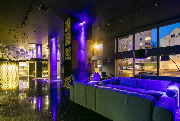 Grand Hotel Imperial - lobby