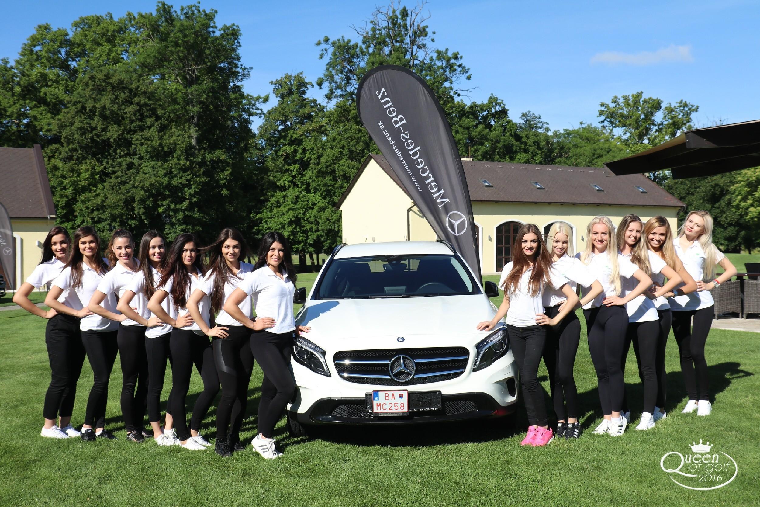 Toto sú finalistky Queen of Golf 2016!