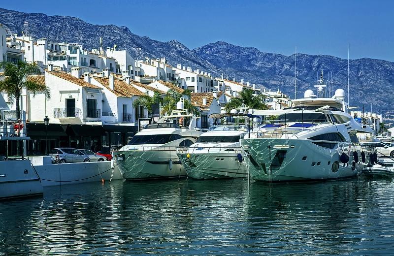 Luxus á la Marbella