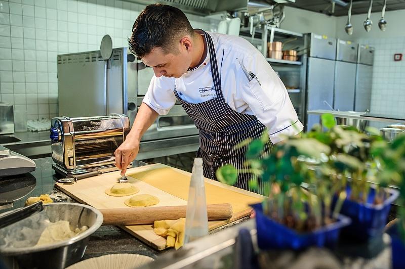 Deň so skvelým kuchárom
