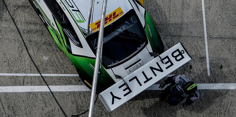 Bentley skončilo v Misane na druhom mieste