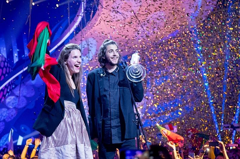 Portugalsko si zapísalo víťazstvo na Veľkej cene Eurovízie