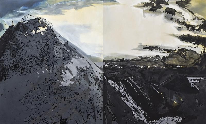 Slovenský maliar Peter Cvik vie, že bez sebadisciplíny sa úspech nedostaví