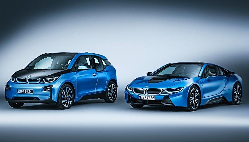 BMW i3 a i8 – dostupné už aj na Slovensku