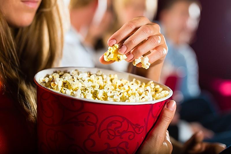 Filmy v kinách