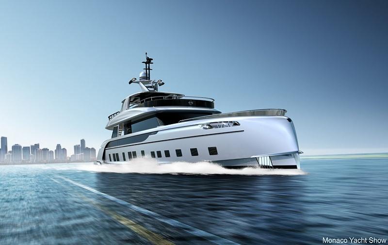 Monaco Yacht Show odhalí tento rok flotilu super jácht