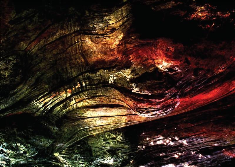 """""""PHENOgraphies"""" (päť elementov) Francisa Teyniera"""