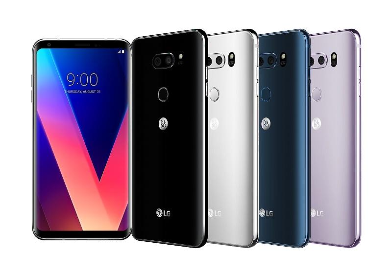 LG V 30 je najvýkonnejším zariadením na zachytenie obrazu