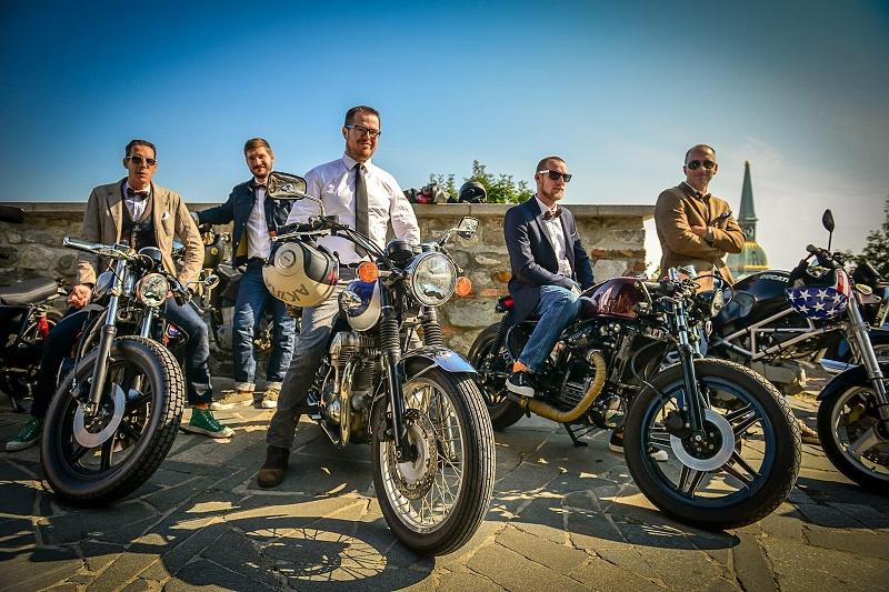 Jazda elegantných gentlemanov/ The Distinguished Gentleman´s Ride opäť na Slovensku