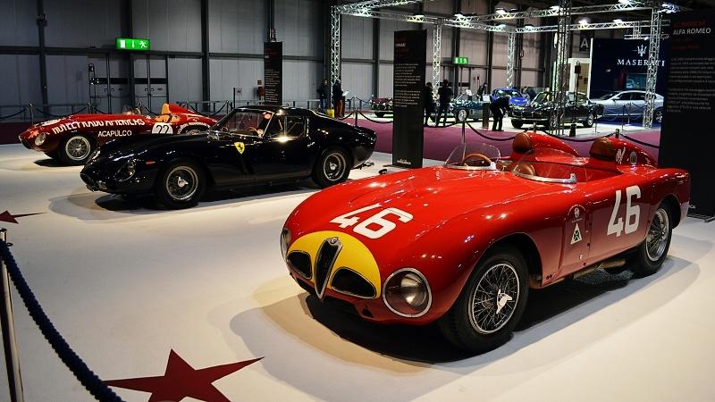 Bohatstvo starých áut