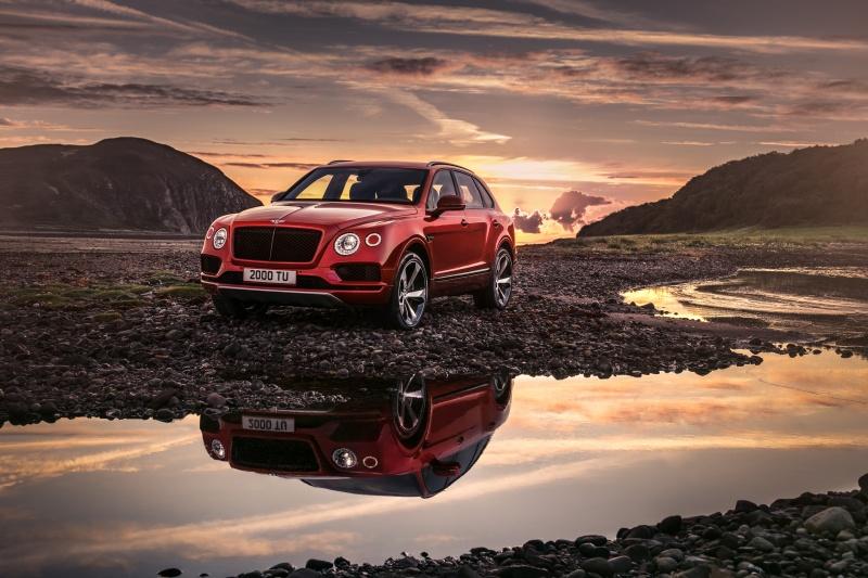 Výkonnosť a presnosť: Bentley Bentayga V8