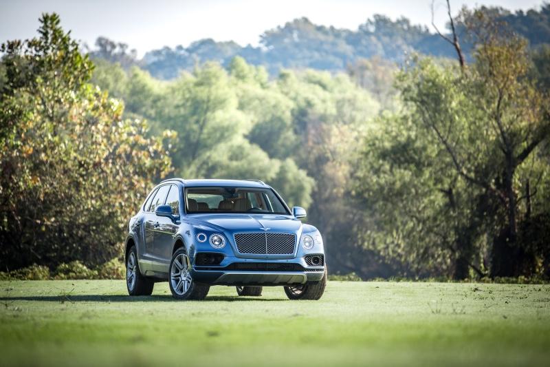 Exkluzívna úprava automobilov Bentley