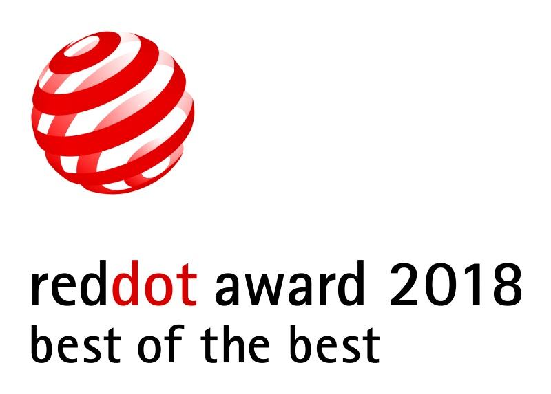 LG opäť získalo najprestížnejšie ocenenie na Red Dot Awards 2018