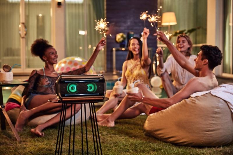 Rozšírený rad audio produktov LX Boom bude stredobodom pozornosti na veľtrhu IFA 2018