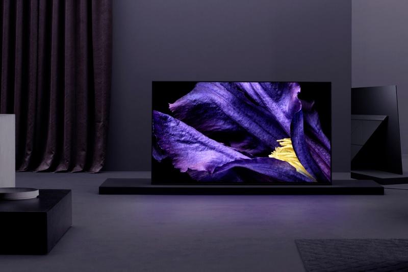 Sony predstavuje dva nové rady 4K HDR televízorov OLED AF9 a ZF9 LCD MASTER Series, ktoré do vášho domova prinášajú špičkovú kvalitu obrazu