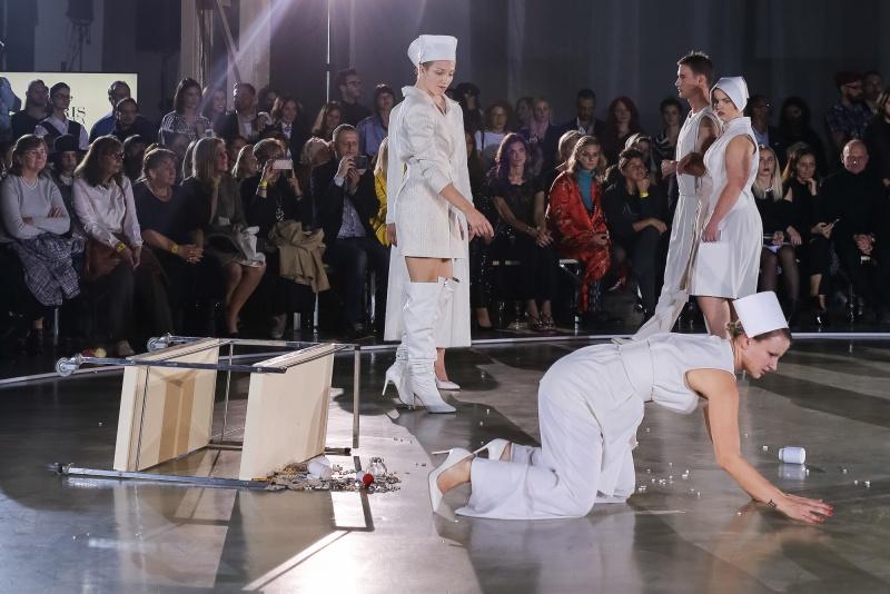 Podujatie Fashion LIVE! prinieslo pestré prehliadky slovenských aj českých dizajnérov