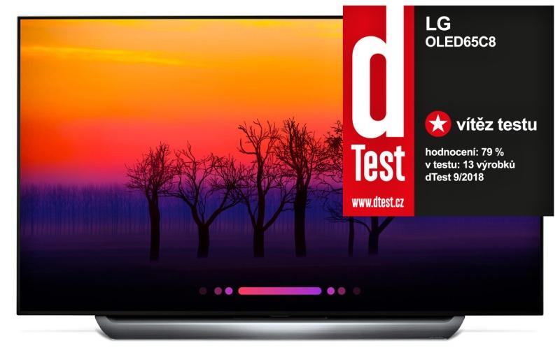 """LG televízory dostávajú ocenenia """"víťaz testu"""""""
