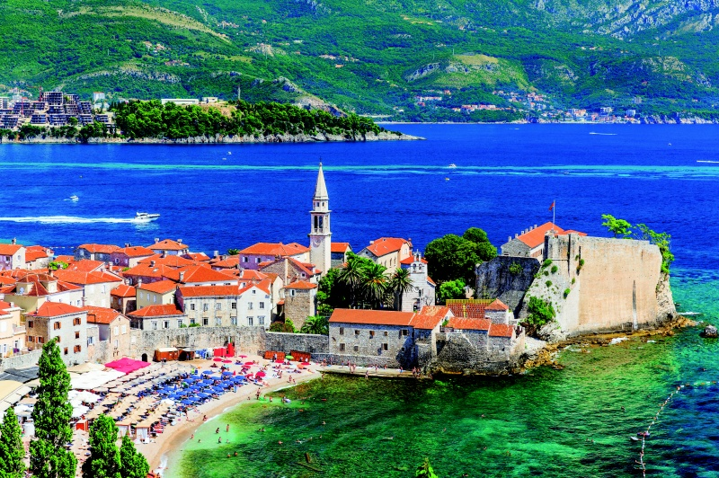 Montenegro a new association with luxury