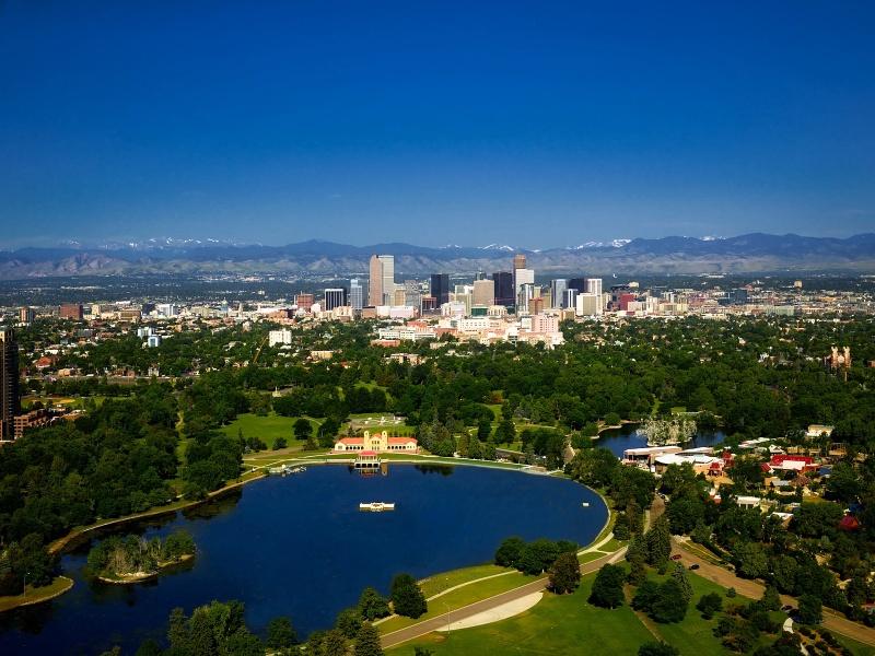 "Denver, Colorado a ich ""extra"" mojimi očami…"