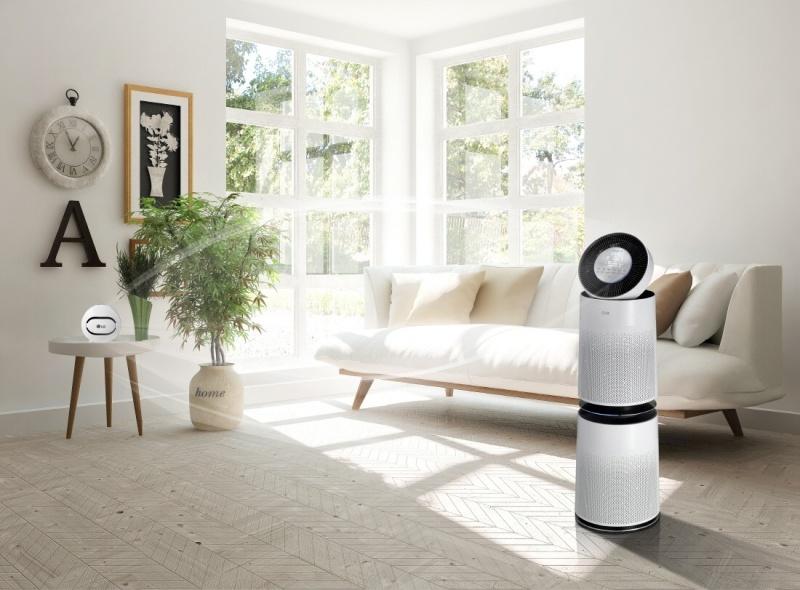 Technológia ThinQ vám spríjemní a zjednoduší každodenný život