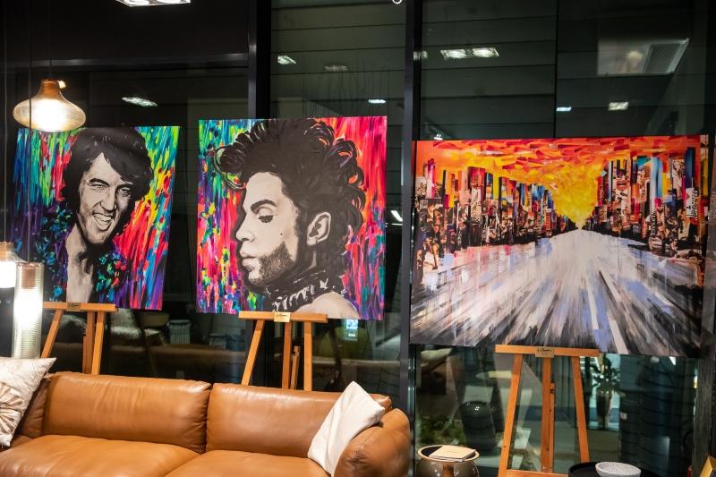 Skvelá kombinácia umenia a módy v Miele Center STOPKA