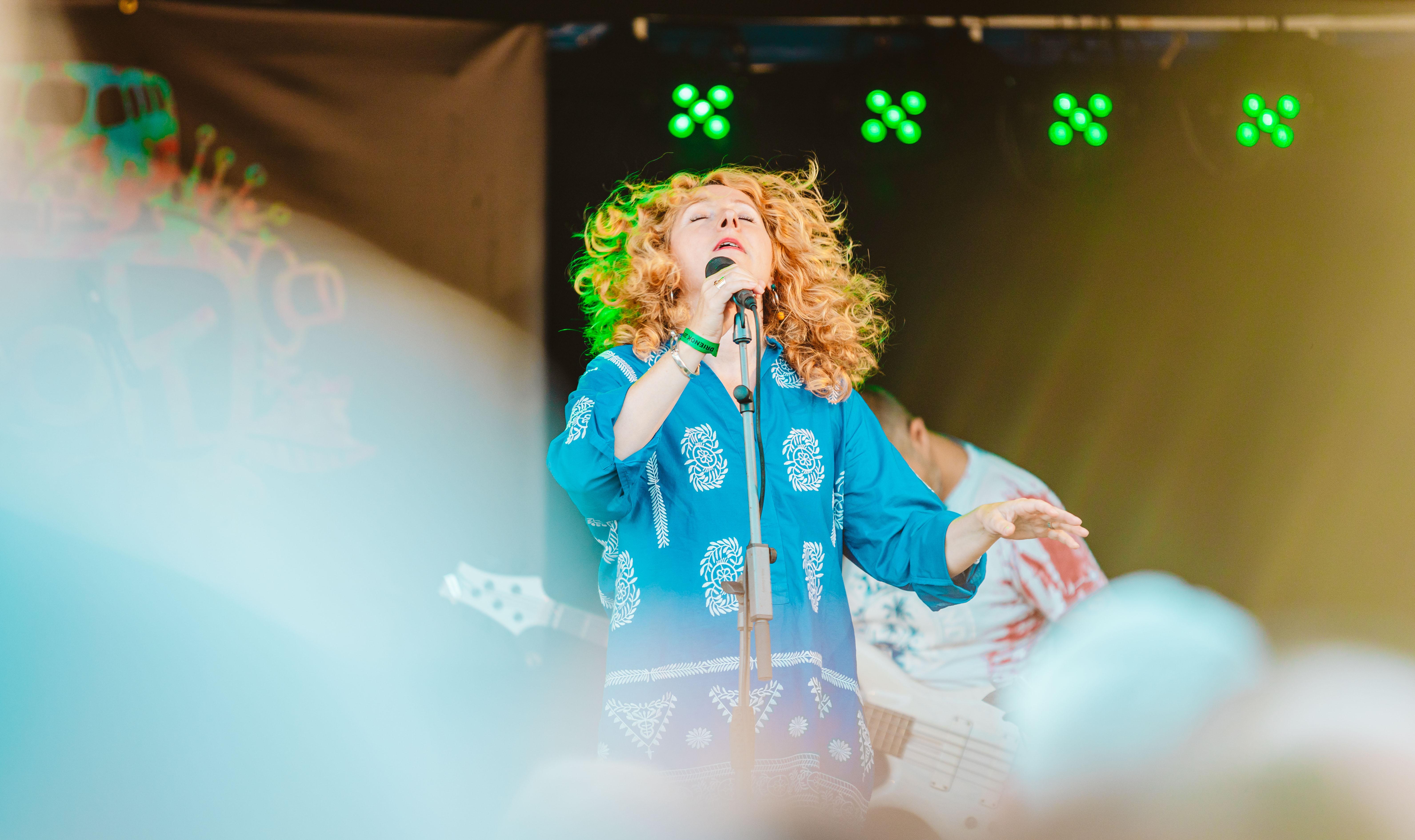 Zuzana Mojžišová: Spojila hudobníkov, aby oživila ľudové piesne