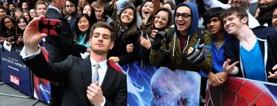 Svetová premiéra The Amazing Spider-man 2