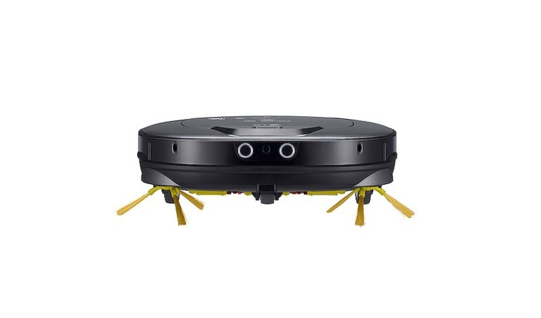 Nový robotický vysávač LG poupratuje a postráži domácich miláčikov