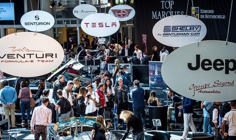 V Monaku sa skončila jedna z najprestížnejších výstav TOP MARQUES