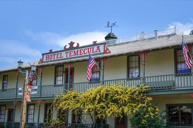 Temecula Valley – vinárska oblasť južnej Kalifornie