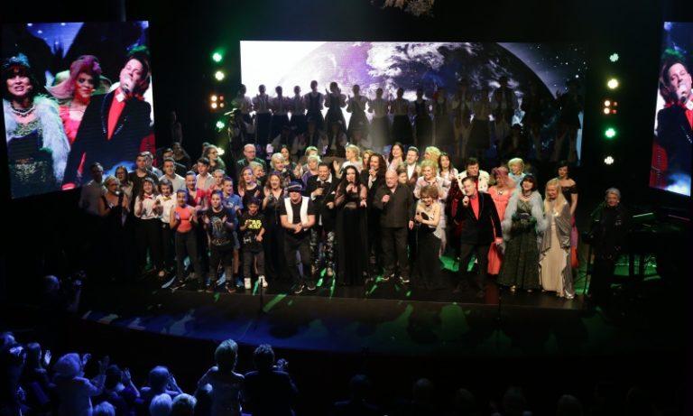 Občianske združenie LECA opäť spojilo nadané deti a mládež s umelcami