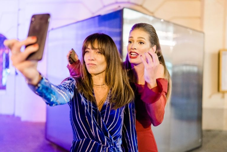 Súboj dvoch televíznych hviezd: Jasmína Alagič vs Alexandra Orviská