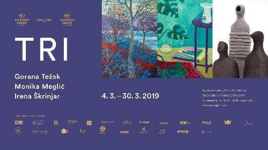 Spoznajte Chorvátsko netradične! Vbratislavskej Carlton Savoy Art Gallery vystavujú chorvátske umenie