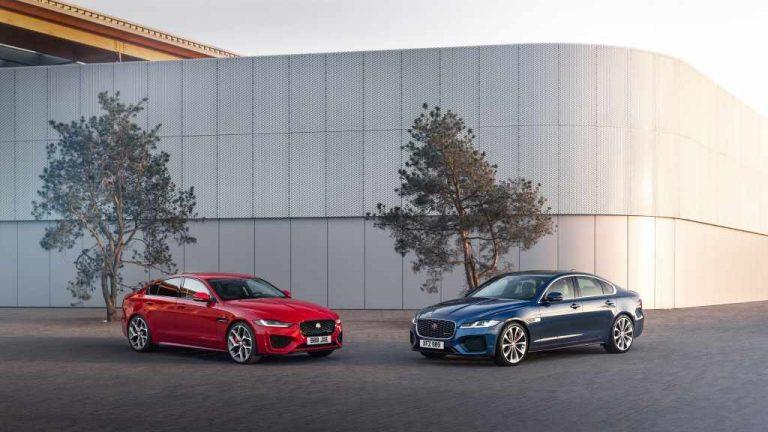 Jaguar zmodernizoval modely XE a XF: Majú lepší interiér a mild-hybridný pohon