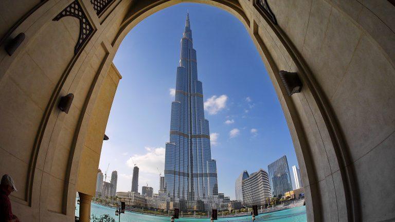 """Dubaj. Perla luxusu i mesto niekoľkých """"naj"""""""