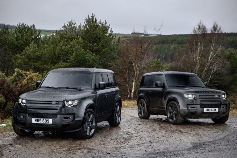 Výber pre náročných: Land Rover predstavil ďalšie špeciálne edície modelu Defender